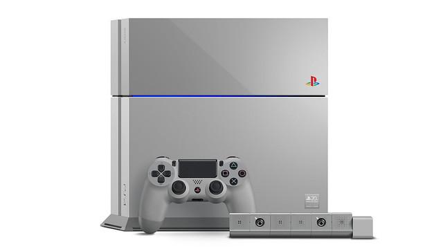 Конкурс: Выиграйте PS4 20th Anniversary Edition купив что-нибудь в PlayStation Store