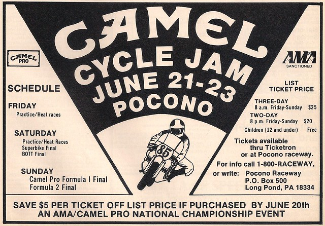 Camel Pro Pocono