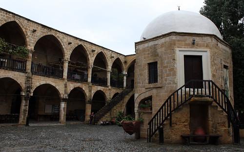 Büyük Han, North Nicosia