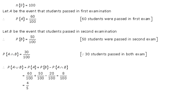 RD-Sharma-class-11 Solutions-Chapter-33-Probability-Ex-33.4-Q-16