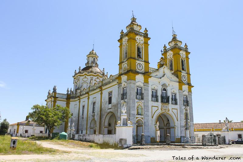 VIANA DO ALENTEJO - Santuário de Nossa Senhora d'Aires