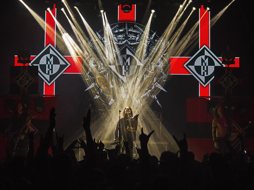 livemusic concertphotography machinehead phildemmel robbflynn davemcclain jaredmaceachern