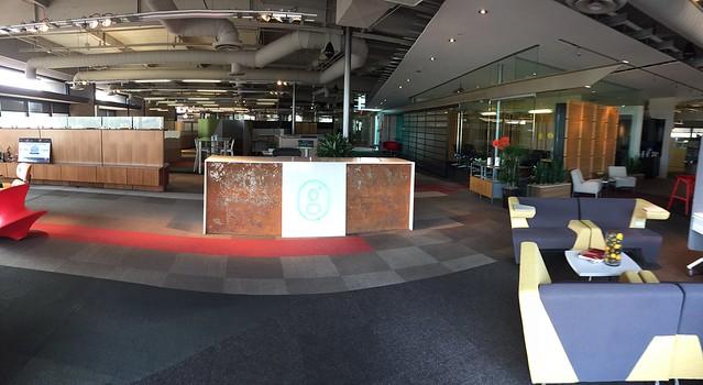 Goodmans Reception Area