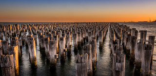 Princes Pier Melbourne