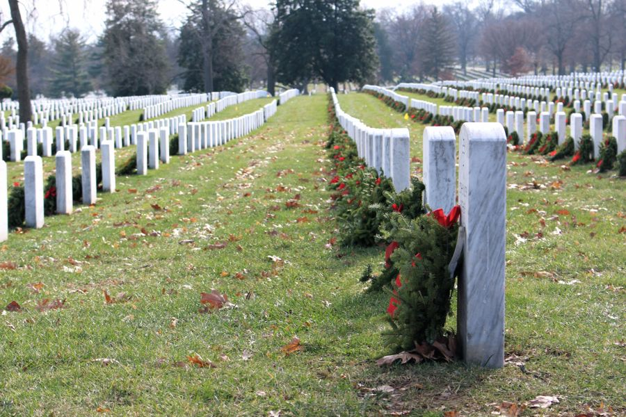 arlington cemetery 9