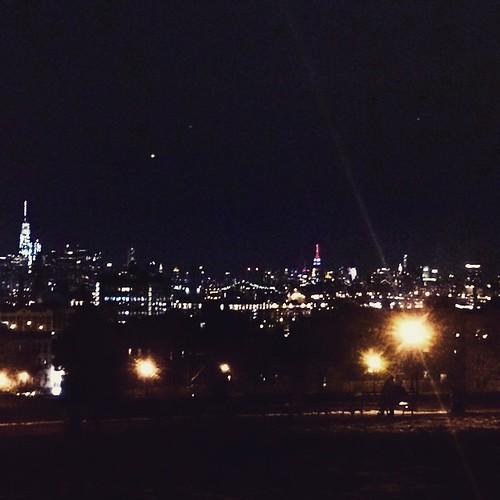Paris et NYC, avec toute ma cœur je vous aime...