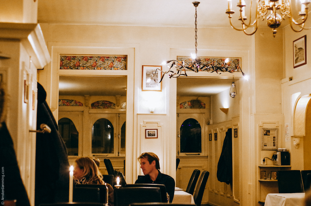 Amsterdam, Restaurant Levant