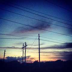 All lines lead to #sunset