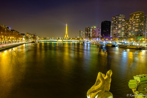 longexposure nightphotography light paris night buildings reflections eiffeltower toureiffel