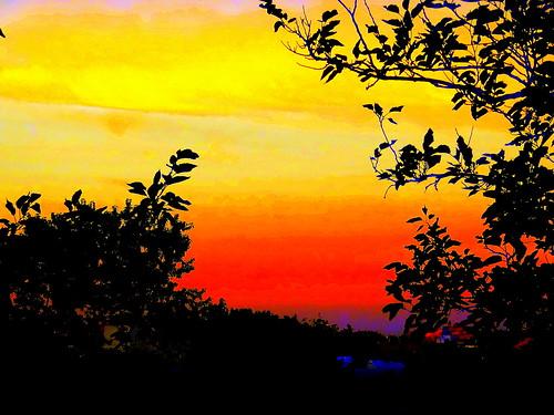 sunset newyork brooklyn image dmitriyfomenko sum102014