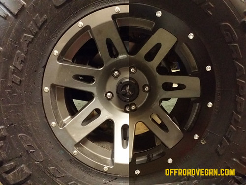 Product Review Rugged Ridge XHD Wheels