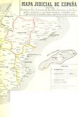 Image taken from page 371 of 'Cartografia Hispano-cientifica, ó seo los Mapas Españoles en que se representa á España bajo todas sus diferentes fases. Segunda edicion'