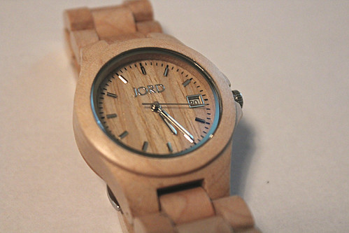Jord Wood Watch