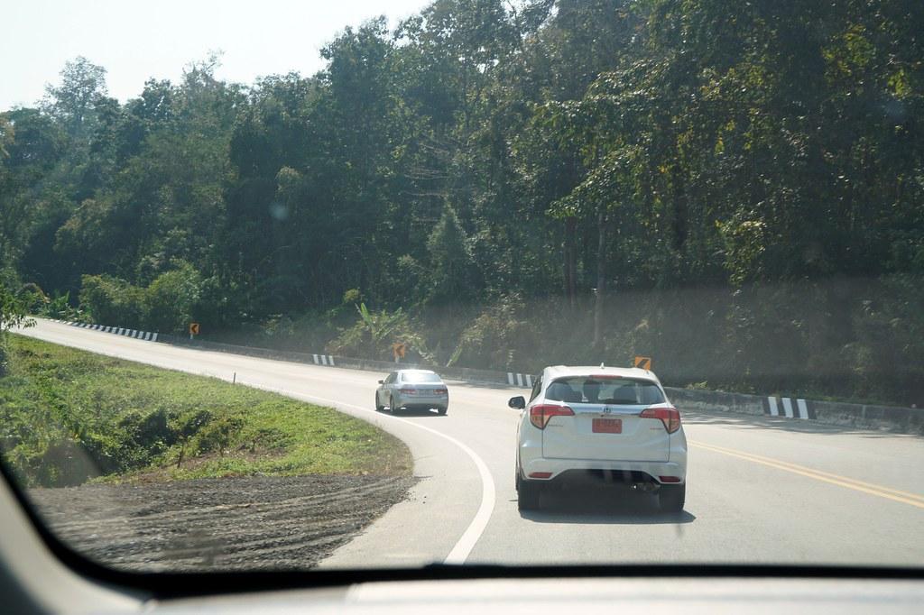 honda hrv drive - chiangmai-001