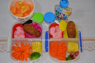 Dutch Beef Croquettes Bento