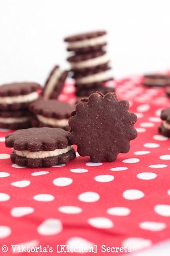Schoko&Creme Kekse, Viktoria's [Kitchen] Secrets