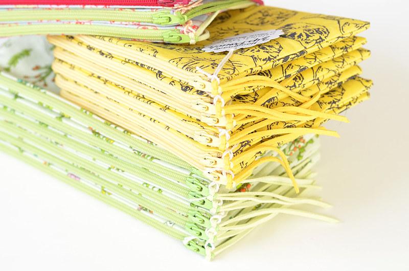 Original Fabric Pouches