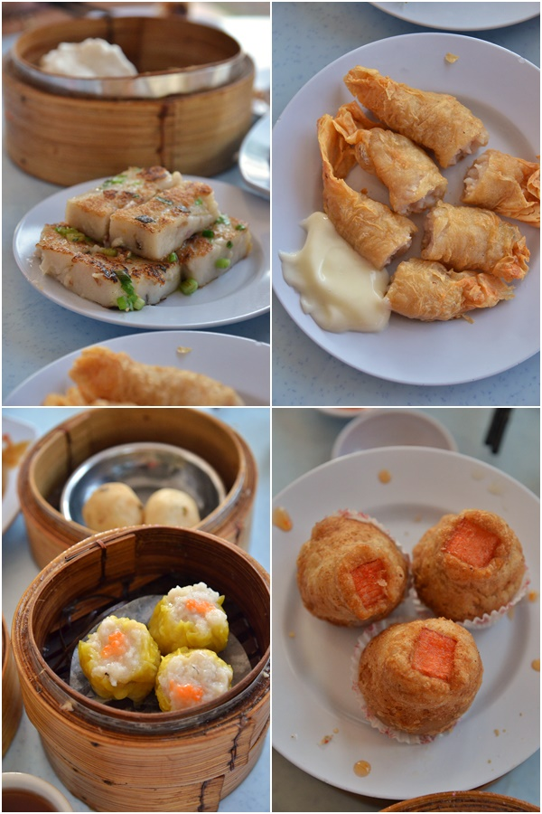 Dim Sum from BFB