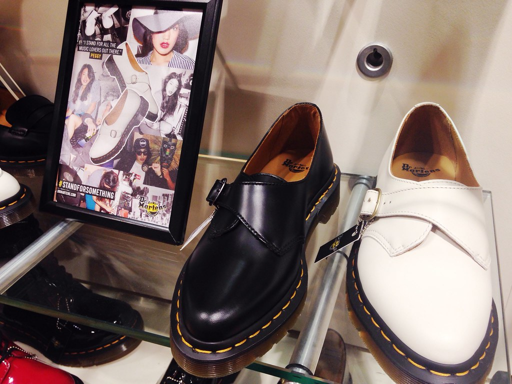 Dr Martens New Collection SS15