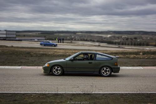Honda CRX - KDD Fast & Nice Febrero 2015