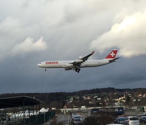 A340 Short Final