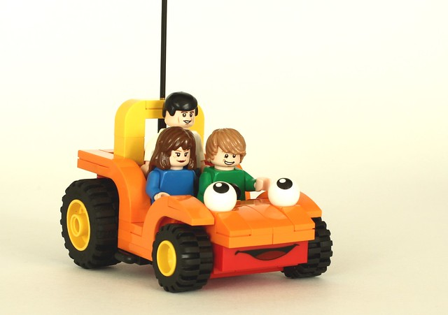 LEGO Speed Buggy!