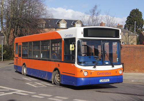 Centrebus LX51FGZ