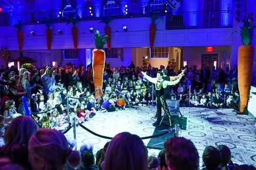 Bunny Hop-mosphere, Performers-mosphere