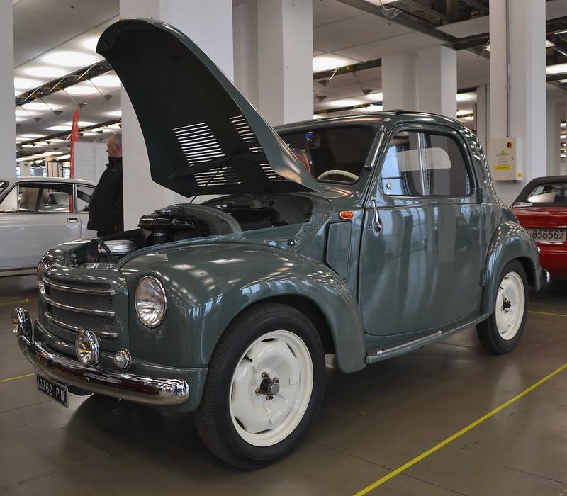 Fiat 500 Topolino (1949