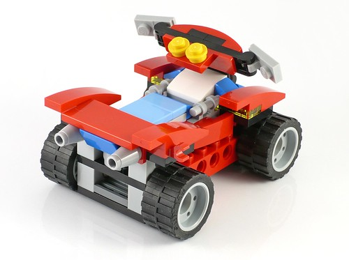 LEGO Creator 31030 Red Go-Kart 22
