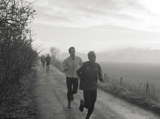 Abingdon Park Run 2015-02-14