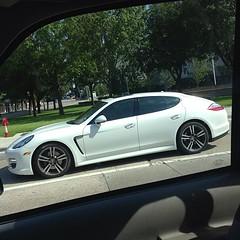 automobile(1.0), automotive exterior(1.0), wheel(1.0), vehicle(1.0), performance car(1.0), automotive design(1.0), porsche(1.0), porsche panamera(1.0), rim(1.0), bumper(1.0), land vehicle(1.0), luxury vehicle(1.0),