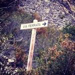 Le lundi, je tourisme : Via Ferrata de Digne les Bains