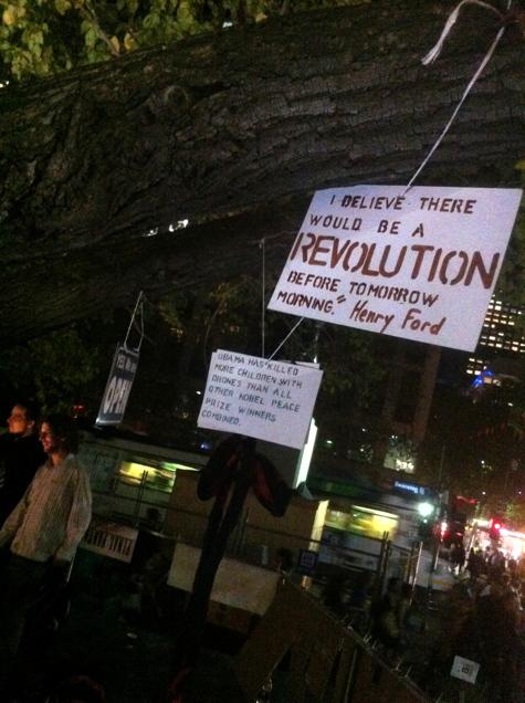 OccFri #15: Revolution