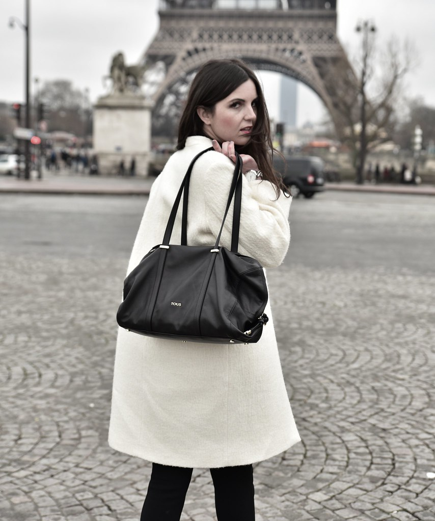 white coat Paris