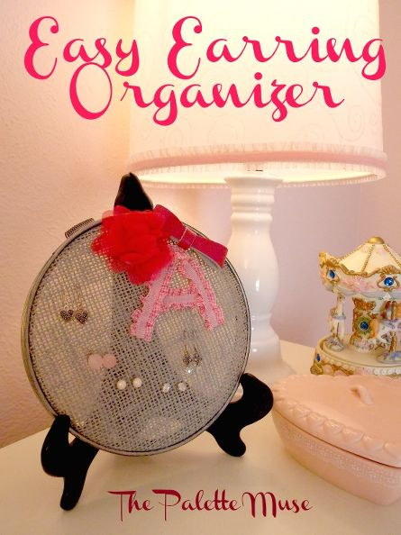 earring-organizer-burlap-diy-crafts-organizing-repurposing-upcycling