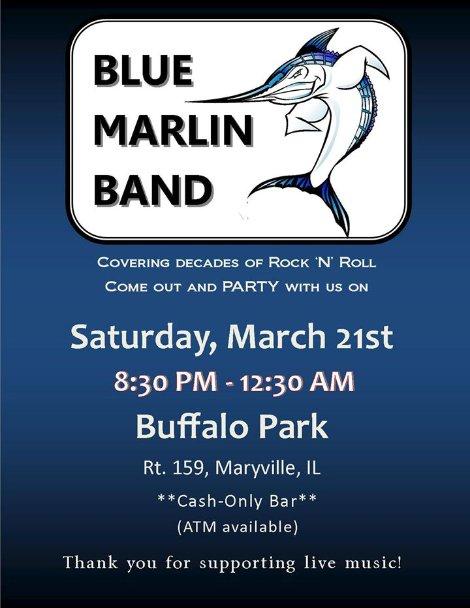 Blue Marlin 3-21-15