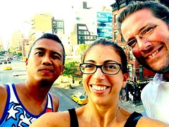Along the #highline with @jigglypatooty & @guentheralex
