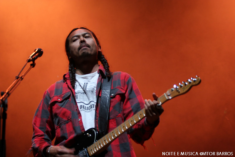 The Temper Trap - Super Bock Super Rock '16