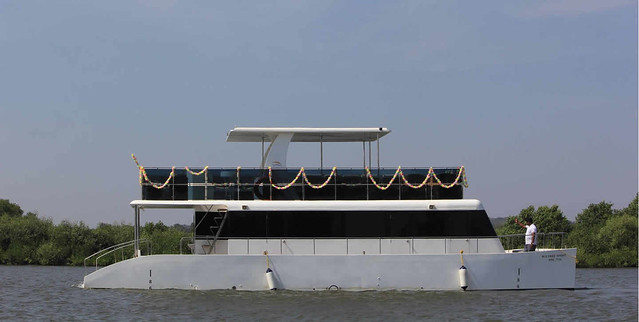 Party Yacht Charter on Goa Backwaters