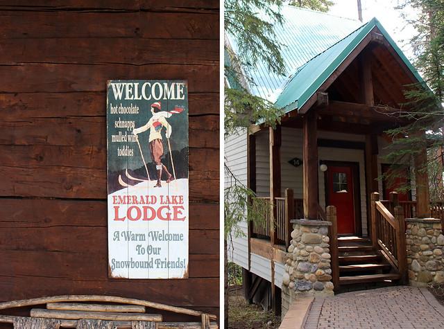 Yoho National Park Emerald Lake House