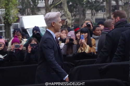 TOP - Dior Homme Fashion Show - 23jan2016 - HAPPINESSxDELIGHT - 06