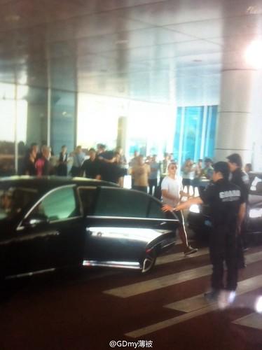 more BIGBANG arrival Shenzhen 2015-08-07 (55)