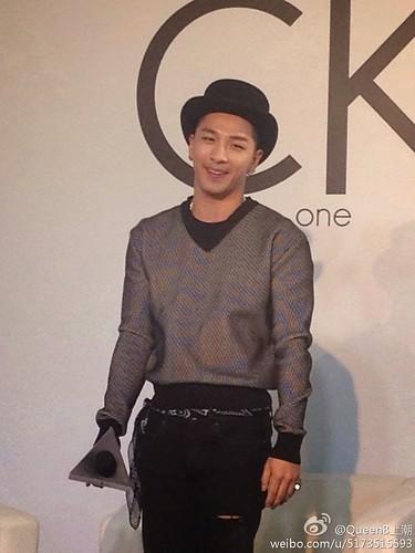 Taeyang_CKOne_Beijing-20140915(14)