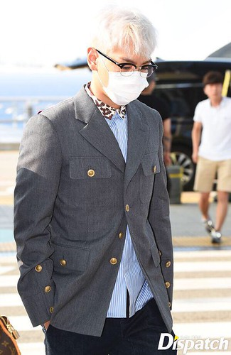 Big Bang - Incheon Airport - 07aug2015 - Dispatch - 08