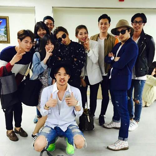 Dong HyunBae Instagram Updates 2015-04-27 004