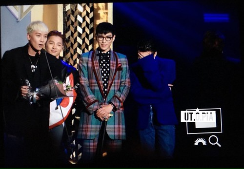Big Bang - The 5th Gaon Char K-Pop Awards - 17feb2016 - Utopia - 04