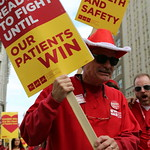 North Carolina Nurses Demand High Ebola Protection Standards