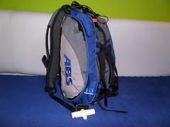 Lavinový batoh ABS - titulní fotka