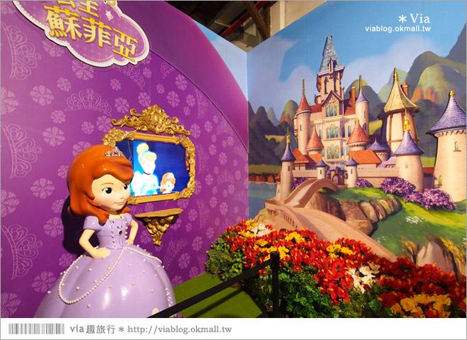 【迪士尼90週年特展】2014台北松山迪士尼特展~跟著迪士尼回顧走過90年的精彩畫面!17